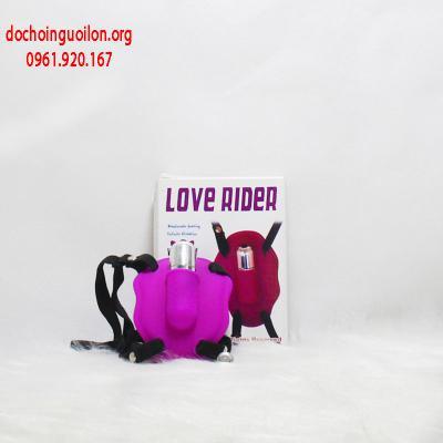 Quần chíp rung kích thích điểm g Love Rider