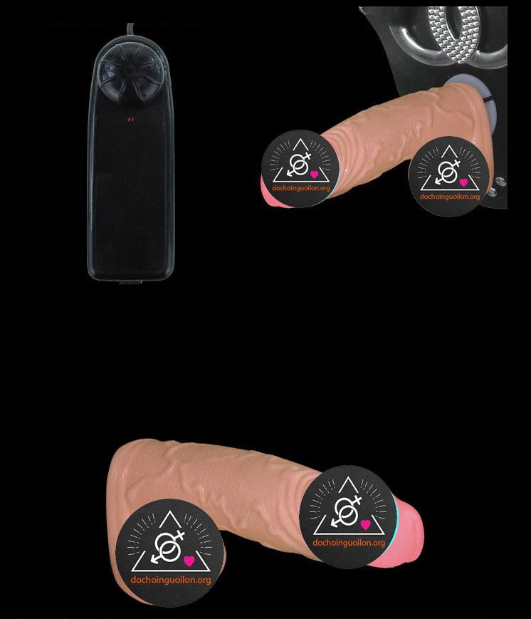 Dương vật đeo cao cấp SEX PARTNER