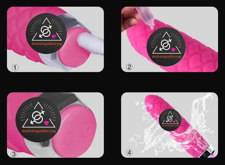 Que kích thích điểm G cao cấp Lovetoy Pink
