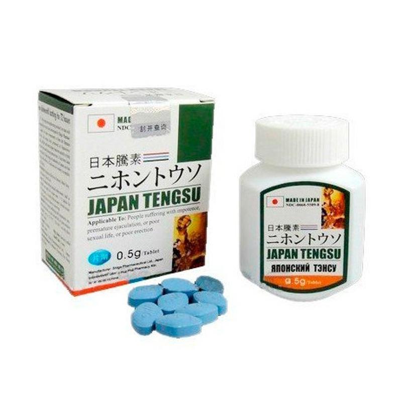 Mua Thuốc tăng cường sinh lý thảo dược Japan Tengsu