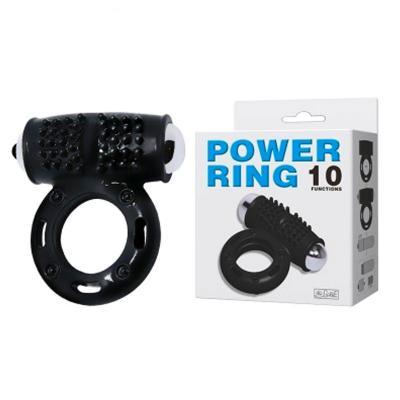 Vòng chống xuất tinh Power Ring 10 chế độ rung
